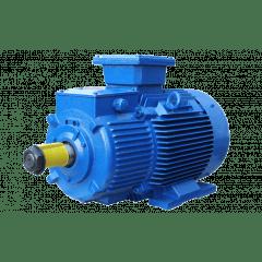 MTH211А6 электродвигатель 5.5 кВт 1000 об/мин 220/380В крановый с фазным ротором