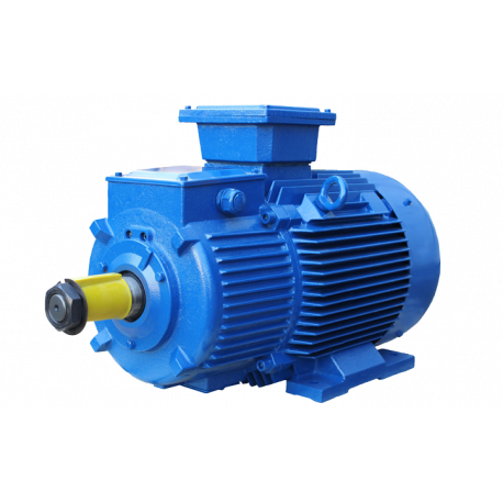 MTH612-10 электродвигатель 60 кВт 600 об/мин 380В крановый с фазным ротором