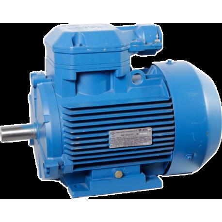 4ВР63A4 взрывозащищенный электродвигатель 0.25 кВт 1320 об/мин Беларусь
