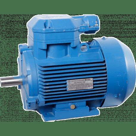 4ВР132M8 взрывозащищенный электродвигатель 5.5 кВт 700 об/мин Беларусь