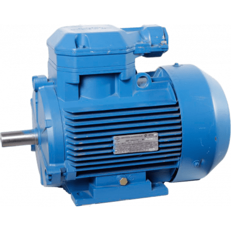 4ВР71B2 взрывозащищенный электродвигатель 1.1 кВт 2800 об/мин Беларусь