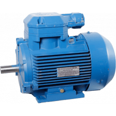 4ВР63B4 взрывозащищенный электродвигатель 0.37 кВт 1320 об/мин Беларусь