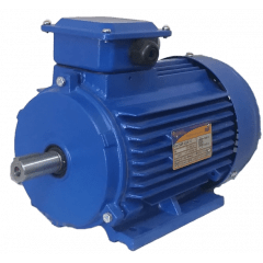 5АИ112M2 электродвигатель 7.6 кВт 3000 об/мин (трехфазный 220/380) Элком Китай