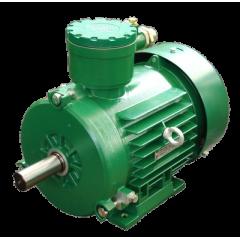 АИМЛ112M2 электродвигатель взрывозащищенный 7.5 кВт 3000 об/мин СЭГЗ