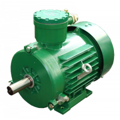 АИМЛ90L2 электродвигатель взрывозащищенный 3 кВт 3000 об/мин СЭГЗ