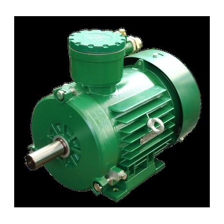 АИМЛ80А2 электродвигатель взрывозащищенный 1.5 кВт 3000 об/мин СЭГЗ