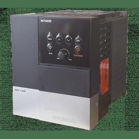 N700E-022HF 2.2кВт 380-480В частотный преобразователь 2.2 кВт (трехфазный 380В)