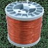 Эмальпровод ПЭТВ-2 0.224 мм, медная проволока обмоточная по ТУ 16-705.110