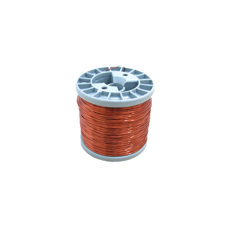 Эмальпровод ПЭТВ-2 0.400 мм, медная проволока обмоточная по ТУ 16-705.110