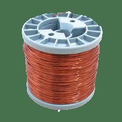 Эмальпровод ПЭТВ-2 0.900 мм, медная проволока обмоточная по ТУ 16-705.110