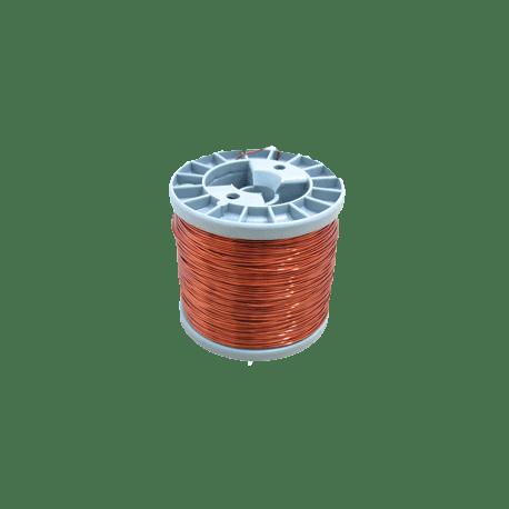Эмальпровод ПЭТВ-2 0.355 мм, медная проволока обмоточная по ТУ 16-705.110
