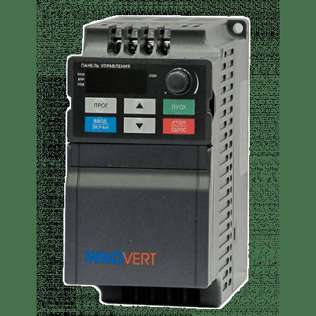 ISD751U21B частотные преобразователи 0.75 кВт (вход 1-фаза 220В, выход 3-фазы 220В)