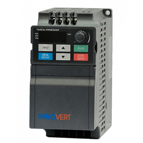 ISD751U43B частотные преобразователи 0.75 кВт (вход 3-фазы 380В, выход 3-фазы 380В)