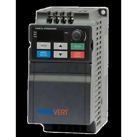 ISD222U43B частотные преобразователи 2.2 кВт (вход 3-фазы 380В, выход 3-фазы 380В)