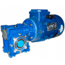 Червячный мотор-редуктор NMRV130 - 15:1 - 60.0 об/мин - 4 кВт