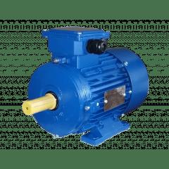 АИР80А2 электродвигатель 1.5 кВт 2850 об/мин (трехфазный 220/380) Элмаш Россия