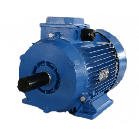 АДМ80А8 электродвигатель 0.37 кВт 750 об/мин (трехфазный 220/380) Уралэлектро Россия