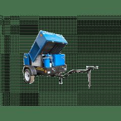 Винтовой компрессор АСО-ВК22/8-ПЭ