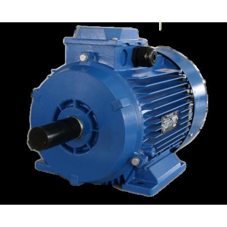 АДМ100L6 электродвигатель 2.2 кВт 1000 об/мин (трехфазный 220/380) Уралэлектро Россия