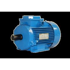 АИР100L8 электродвигатель 1.5 кВт 710 об/мин (трехфазный 220/380) МЗЭ Беларусь