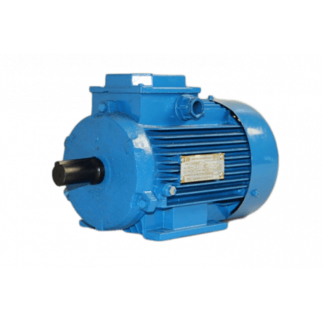 АИР80В6 электродвигатель 1.1 кВт 920 об/мин (трехфазный 220/380) МЗЭ Беларусь