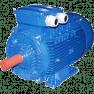 5АМ112МА6 электродвигатель 3 кВт 950 об/мин (трехфазный 220/380) ВЭМЗ Россия