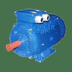 АИРМ132М8 электродвигатель 5.5 кВт 715 об/мин (трехфазный 220/380) ВЭМЗ Россия