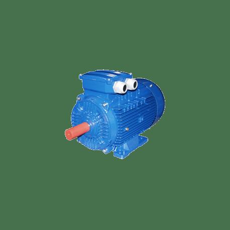 5АМХ132S6 электродвигатель 5.5 кВт 960 об/мин (трехфазный 220/380) ВЭМЗ Россия