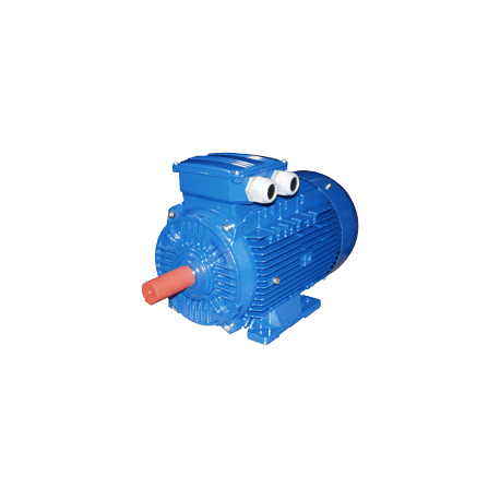 5АМ112М2 электродвигатель 7.5 кВт 2895 об/мин (трехфазный 220/380) ВЭМЗ Россия