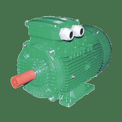 7АVER160S6 электродвигатель 11 кВт 970 об/мин (трехфазный 380/660) ВЭМЗ Россия