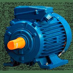 А132M6 электродвигатель 7.5 кВт 960 об/мин (трехфазный 220/380) ЭЛДИН Россия