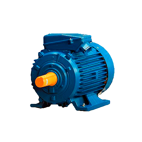 А250M4 электродвигатель 90 кВт 1470 об/мин (трехфазный 380/660) ЭЛДИН Россия