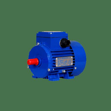 АИР71В4 электродвигатель 0.75 кВт 1500 об/мин (трехфазный 220/380) Электромотор Украина