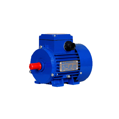 АИР71А2 электродвигатель 0.75 кВт 3000 об/мин (трехфазный 220/380) Электромотор Украина