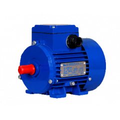 АИРМ63В8 электродвигатель 0.12 кВт 750 об/мин (трехфазный 220/380) Электромотор Украина