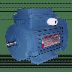 АИР80B6 электродвигатель 1.1 кВт 1000 об/мин (трехфазный 220/380) HELZ Украина