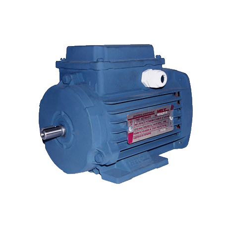 АИР63А4 электродвигатель 0.25 кВт 1500 об/мин (трехфазный 220/380) HELZ Украина