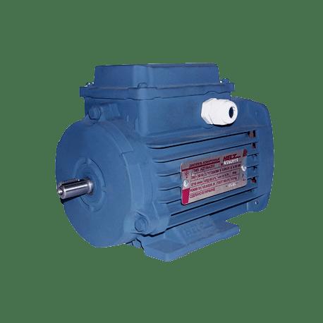 АИР80A6 электродвигатель 0.75 кВт 1000 об/мин (трехфазный 220/380) HELZ Украина