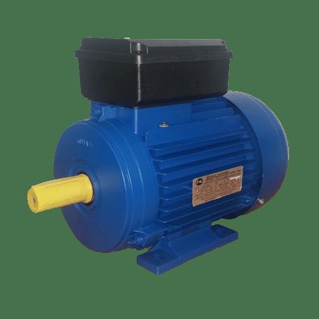 АИРЕ71С4 электродвигатель 0.75 кВт 1390 об/мин (однофазный 220) Элмаш Россия