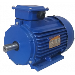 5АИ160S2 электродвигатель 15 кВт 3000 об/мин (трехфазный 220/380) Элком Китай