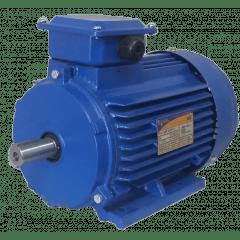 5АИ90L6 электродвигатель 1.5 кВт 1000 об/мин (трехфазный 220/380) Элком Китай